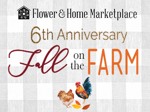 Flower & Home Marketplace 6th Anniversary Event | BCTV