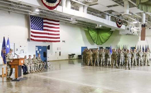 Pa  Guard Soldiers to Deploy in Support of Operation