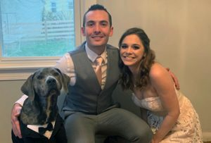 Berks alum marries volleyball coach in virtual ceremony | BCTV